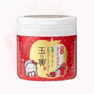 玉之兴豆乳酸奶豆腐紧致面膜弹力肌