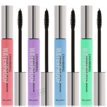 Charming-cat mascara is noted for its multicolor warping, lengthening, encryption, long and thick holding.
