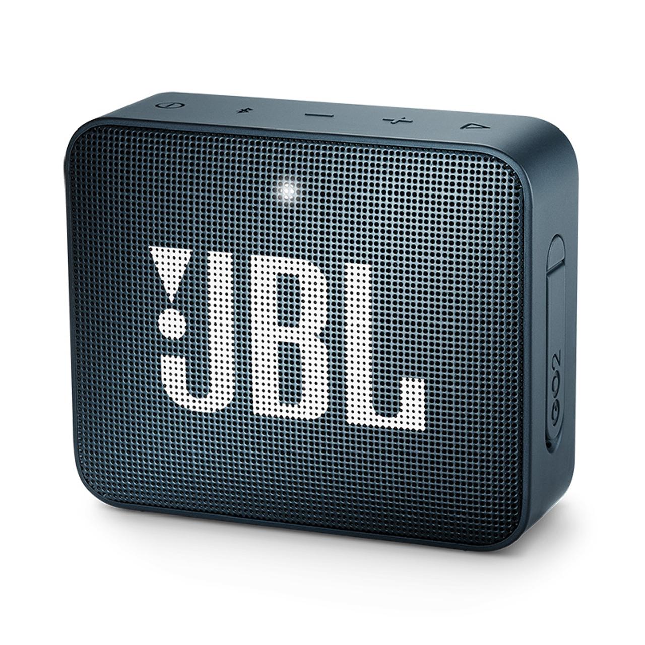 JBL GO2升級版音樂金磚二代無線藍