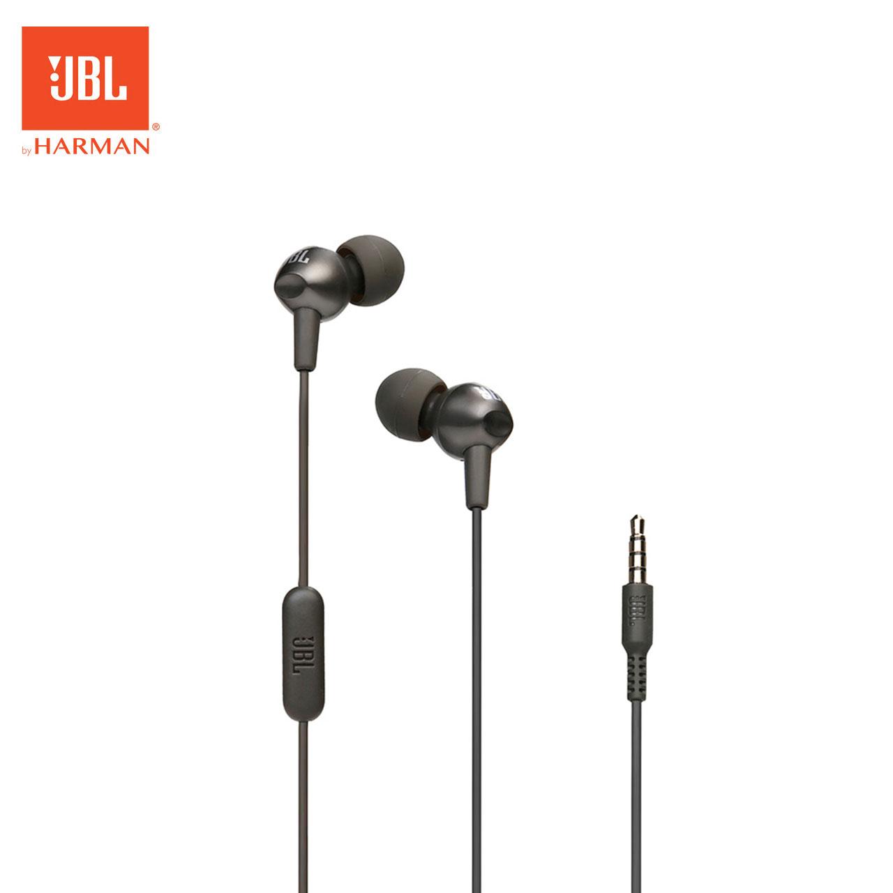 JBL C200SI 入耳式手機通話線控耳