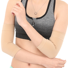 Super thin elbow protector, sun protection and scar covering tattoo in summer